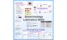Biotechnology Module 2: Laboratory Skills