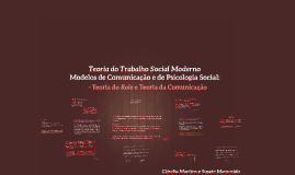 Teoria do Trabalho Social Moderno