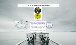 Projeto: Top of Mind 2013
