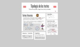 Copy of Hacia una tipología de los textos.