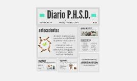 Diario P.H.S.D.