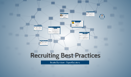 Copy of Recruiting Best Practices