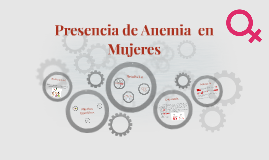 Presencia de Anemia Hemolitica en Mujeres