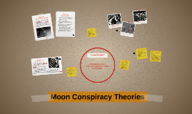 Moon Conspiracy Theories