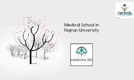 Medical School in Najran University