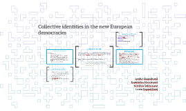 Collective identities in the new European democracies