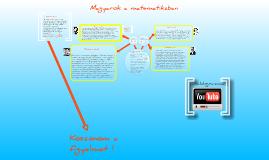 Copy of Magyarok a matematikában