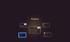 Copy of Products