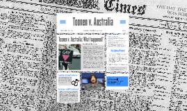 Case Study: Toonen v. Australia