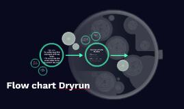 Flow chart Dryrun