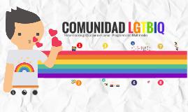 Comunidad LGTB - Presentación Creativa