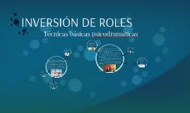 INVERSION DE ROLES