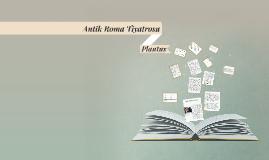 Copy of Copy of Antik Roma Tiyatrosu