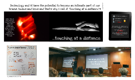 Making the Artificial Intelligent (post event version)