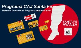 Programa CAJ Santa Fe