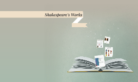 Copy of Shakespeare's Works