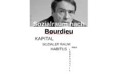 Sozialraum nach Bourdieu