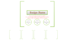 [Badge Name] Badge Helper ~ [Level]