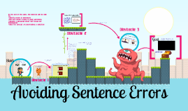 Avoiding Sentence Errors