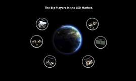 The Big Players in the LED Market.