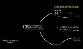 Medios interactivos