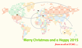 Merry Chirstmas and a Happy 2015
