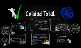 Copy of Copia de Calidad Total.