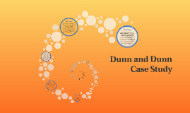 Dunn and Dunn Case Study