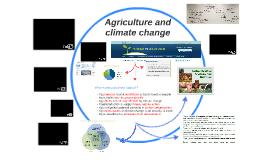 ANSC 227: Agriculture and climate change