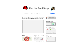 Red Hat Cool Shop