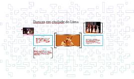 Dançes em ciudade do Lima
