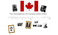 The Development of Canada