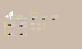 Bocoa: Restoration Plan