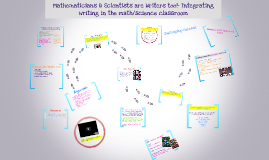 Writing Integration in the math and science classroom