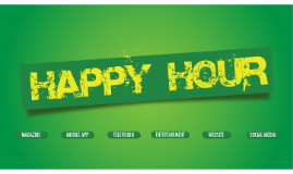 Happy Hour Network Overview