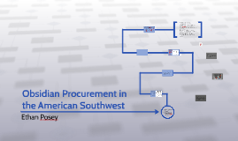 Obsidian Procurement in the American Southwest