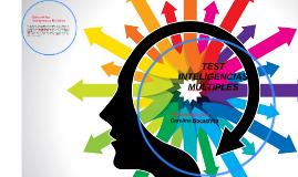 TEST INTELIGENCIAS MULTIPLES