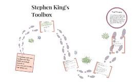 Stephen King's Toolbox