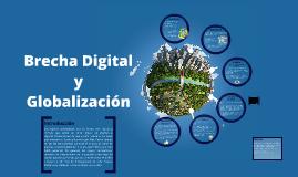 Brecha Digital y Globalización