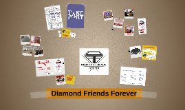 Diamond Friends Forever