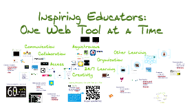 Las Cruces Inspiring Educators: One Web Tool at a Time