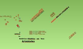 Retórica e Dialética em Aristóteles