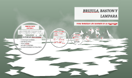 Copy of BRUJULA BASTON Y LAMPARA