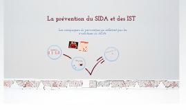 La prévention du SIDA et des IST
