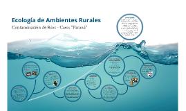 Ecología y el Agua