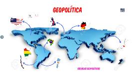 Copy of GEOPOLÍTICA
