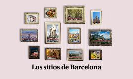 Los sitios de Barcelona