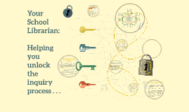 How your school librarian can help you unlock the inquiry pr