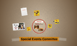 Special Events Committee