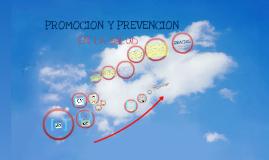PREOMOCION Y PREVENCION EN SALUD